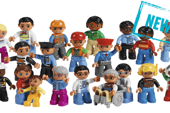 Why #toylikeme think it's time Lego left disability stereotyping behind