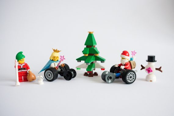 Wheelchair Santa Becomes Most Popular Design on Lego Ideas Platform